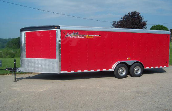 Cargo Trailer Rental Iowa