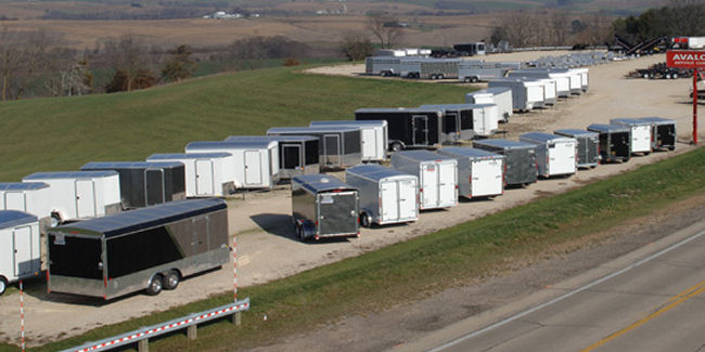 Used Trailers Iowa