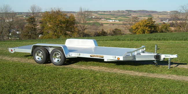 Flatbed Trailers for Rent Iowa