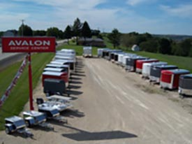 Trailer Service Center Iowa