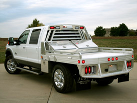 Aluminum Flatbed Products at Avalon Service Center