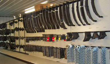 Trailer Parts for Trailers for Sale at Avalon Service Center