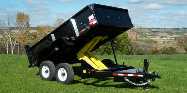 Cargo Trailers for Rent Iowa
