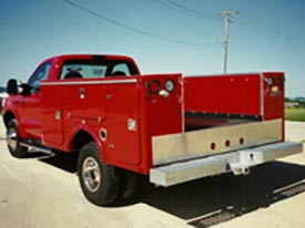 Flatbed Equipment Trailer, Flatbed Gooseneck Trailer, and More