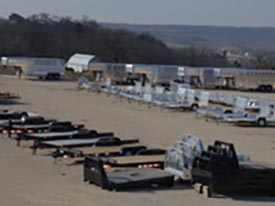 Flatbed Trailer, Utility Trailer, Dump Trailer, and other Trailers for Sale - 1