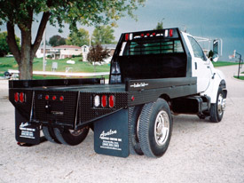 Tow What You Need with a Steel Flatbed