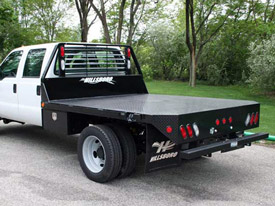 Steel Flatbed Products at Avalon Service Center