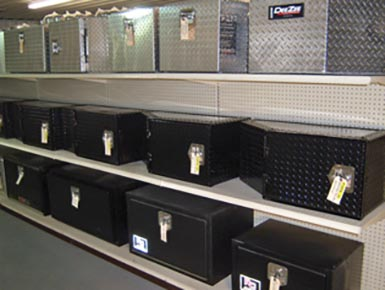 Cargo Trailers and Trailer Accessories for Sale at Avalon Service Center