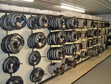 Trailer Accessories and Tires at Avalon Service Center