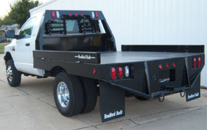 Steel Flatbed and Other Truck Flatbed Products at Avalon Service Center